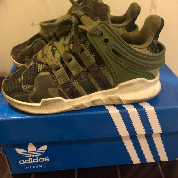 sneakers for cheap fed5c df593 Toddler Adidas EQT Sneakers
